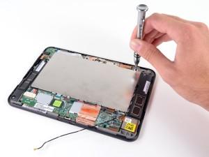 разбор и Ремонт планшета недорого