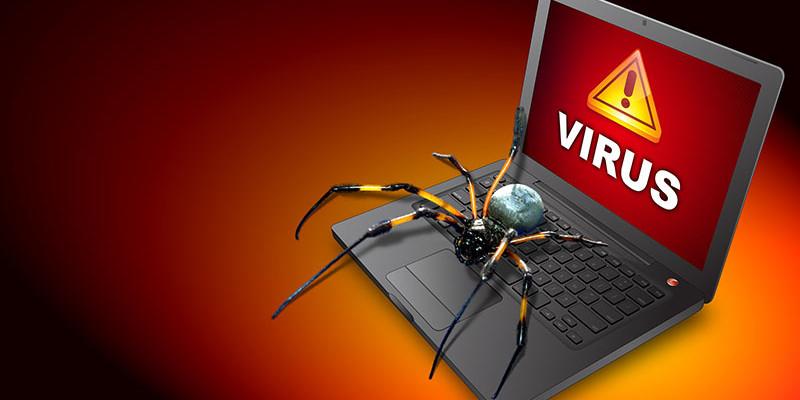 Сидка 50% после атаки вирусами